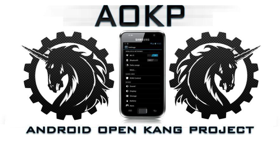 AOKP custom ROM