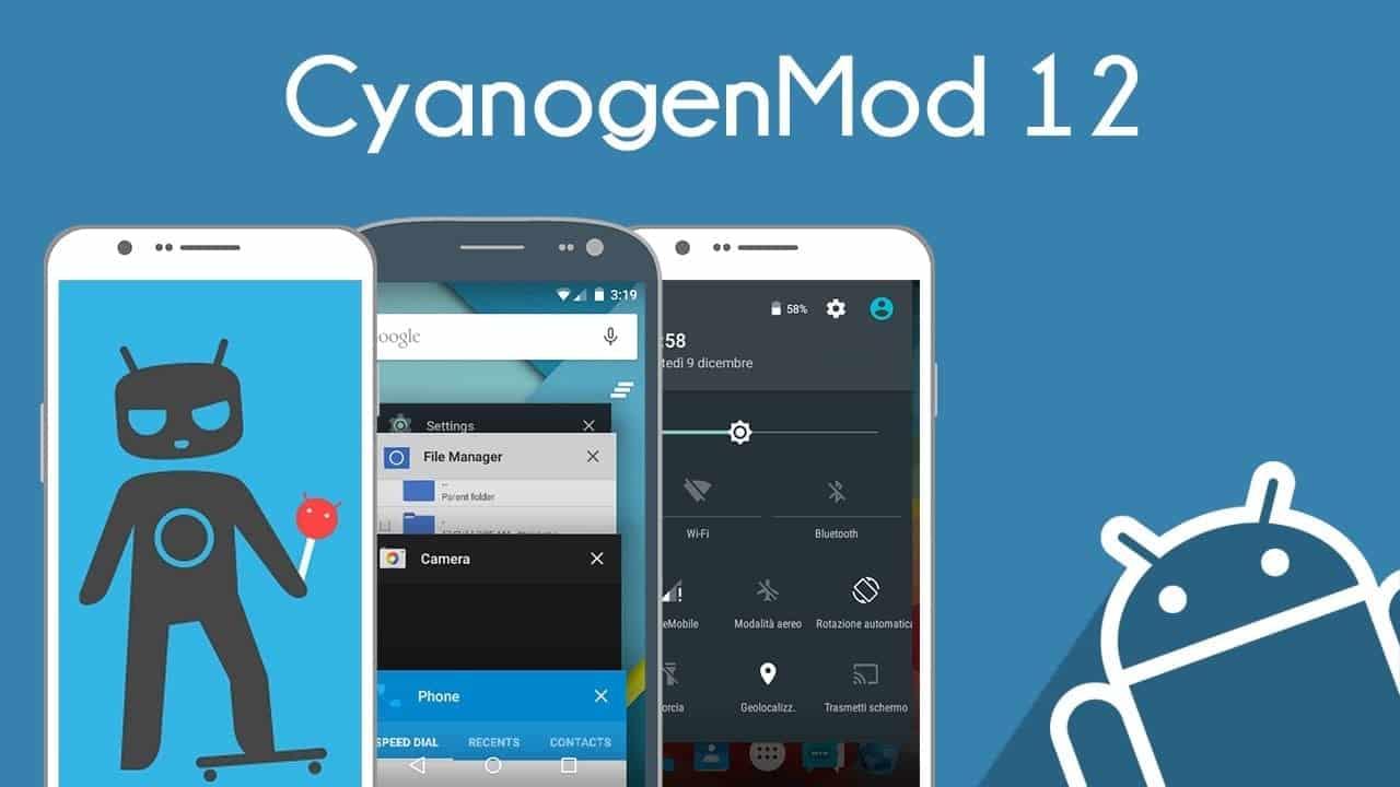 Как сделать cyanogenmod