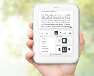 Nook GlowLight Reader