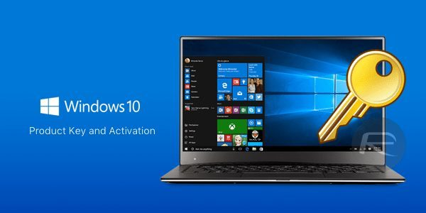 Get Windows 10 Activation Key Free in 2019 (Updated