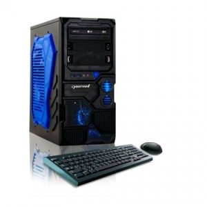 new affordable gaming pc under 500