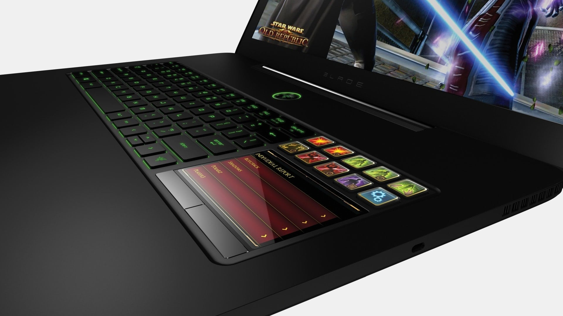 gaming laptops top