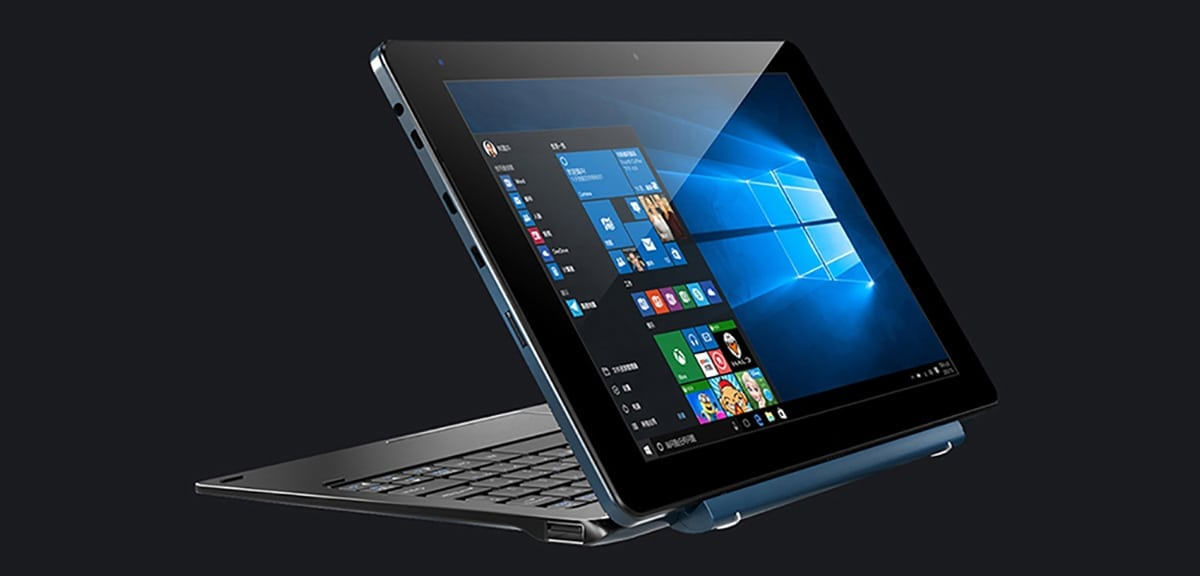 Cube iWork 10 Flagship Ultrabook Tablet PC