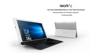 Cube iwork12 tablet 1