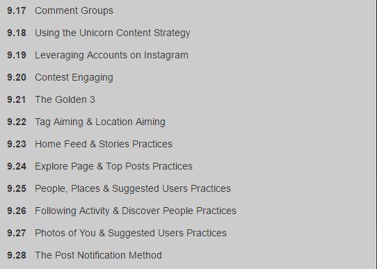 Instagram engagement limits