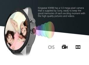 KingsWear KW88 camera