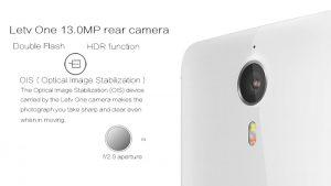 LETV X600 Camera