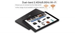Teclast X10 3G Phablet - BLACK