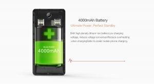 Oukitel K4000 Lite Battery