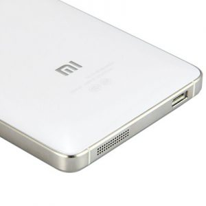 XiaoMi Mi4 design