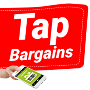 tap bargains android app