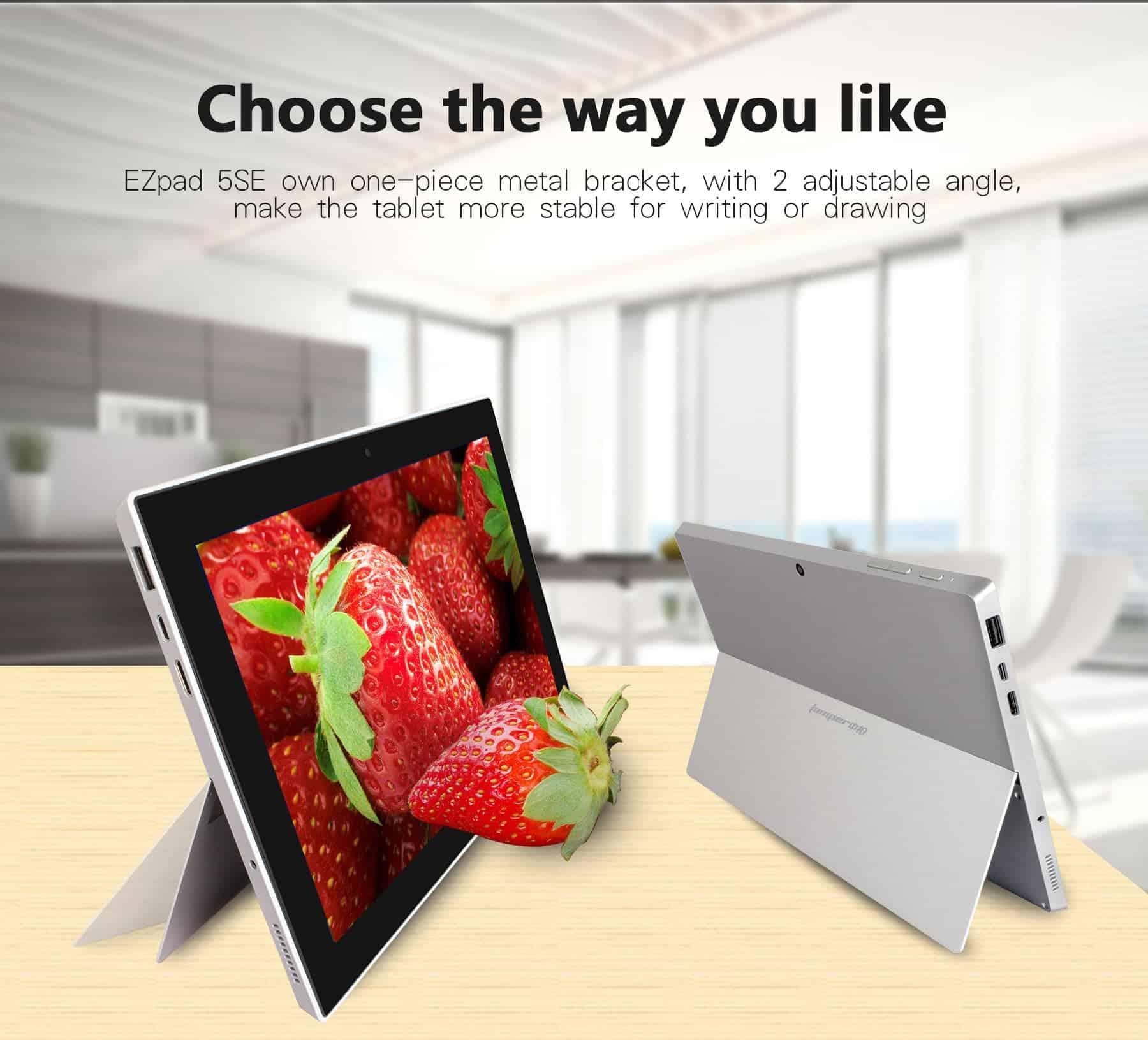 Jumper EZpad 5SE tablet