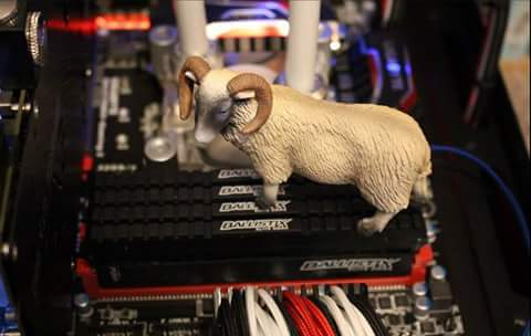 Gaming PC RAM