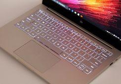 Xiaomi Air 13 Laptop build quality