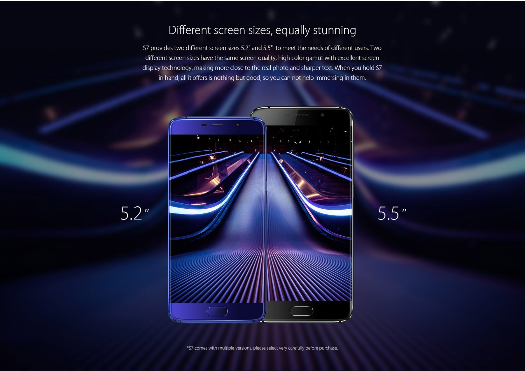 Elephone s7 review