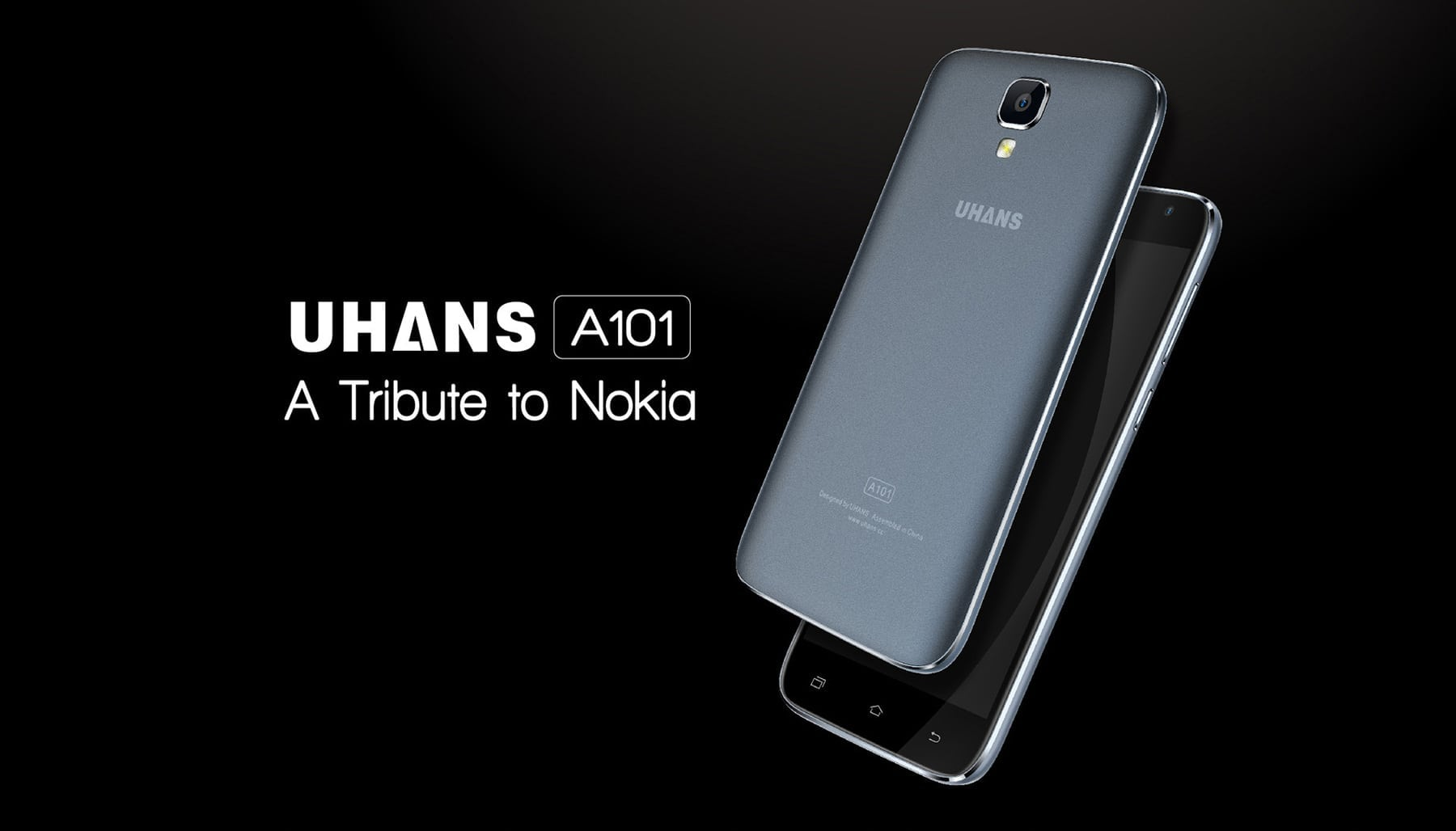 best android smartphone uhans a101