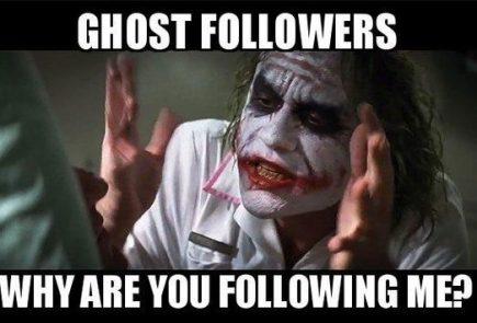 Instagram ghost followers