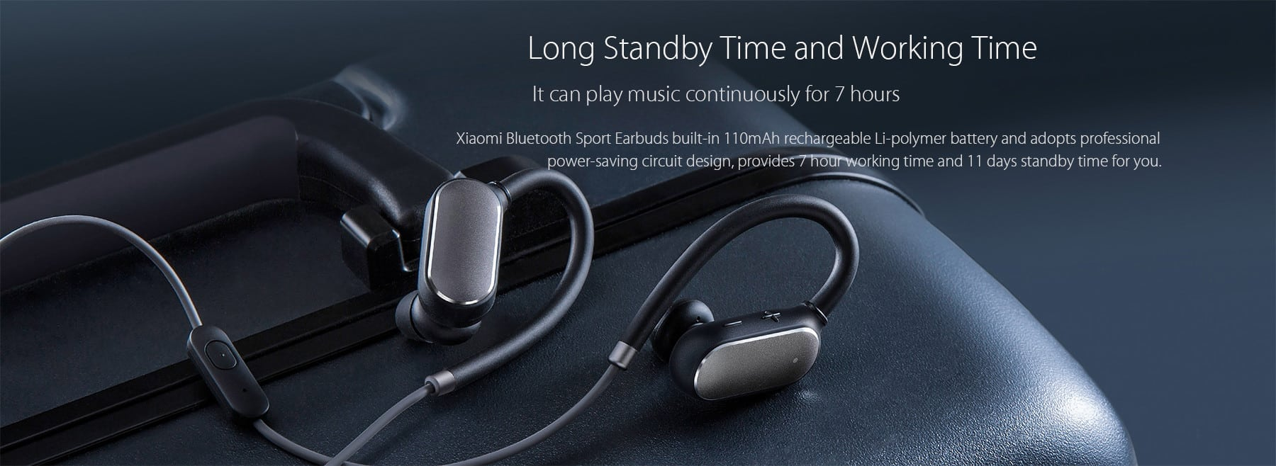 xiaomi wireless bluetooth 4 1 music sport earbuds review a budget earphone ideal for workouts. Black Bedroom Furniture Sets. Home Design Ideas