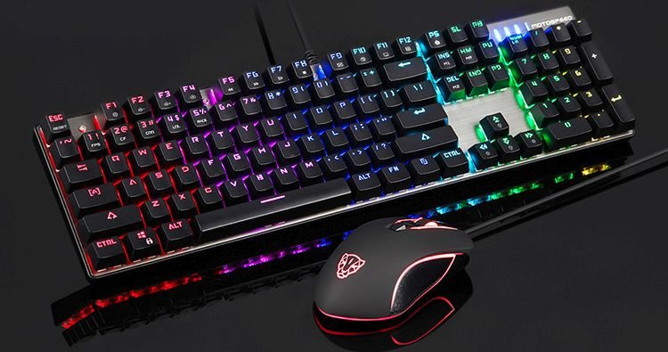 best gaming keyboard mouse