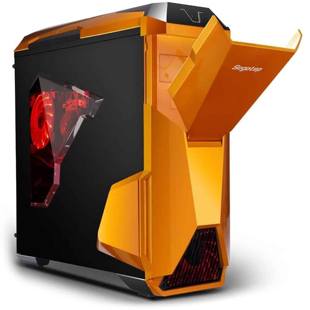 segotep evo gaming computer case