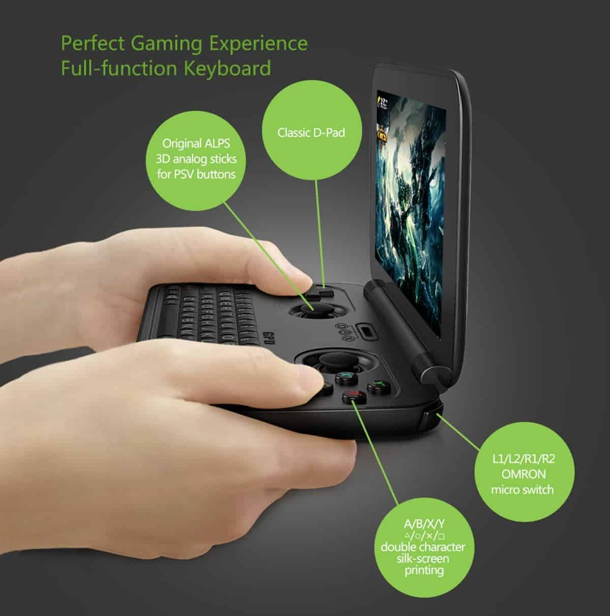 GPD WIN GamePad Review