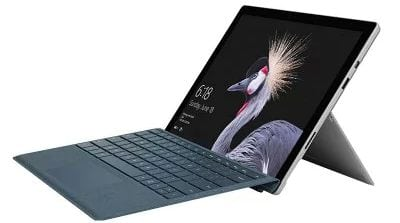 Microsoft New Surface Pro usb port