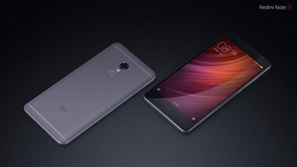 """The Xiaomi Redmi Note 4 takes the #2 position in our list of """"Top Budget Smartphones 2017"""""""