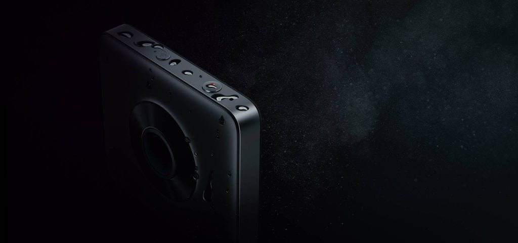 Xiaomi Mijia 3.5K Panorama is perfect for covering extreme sports activities