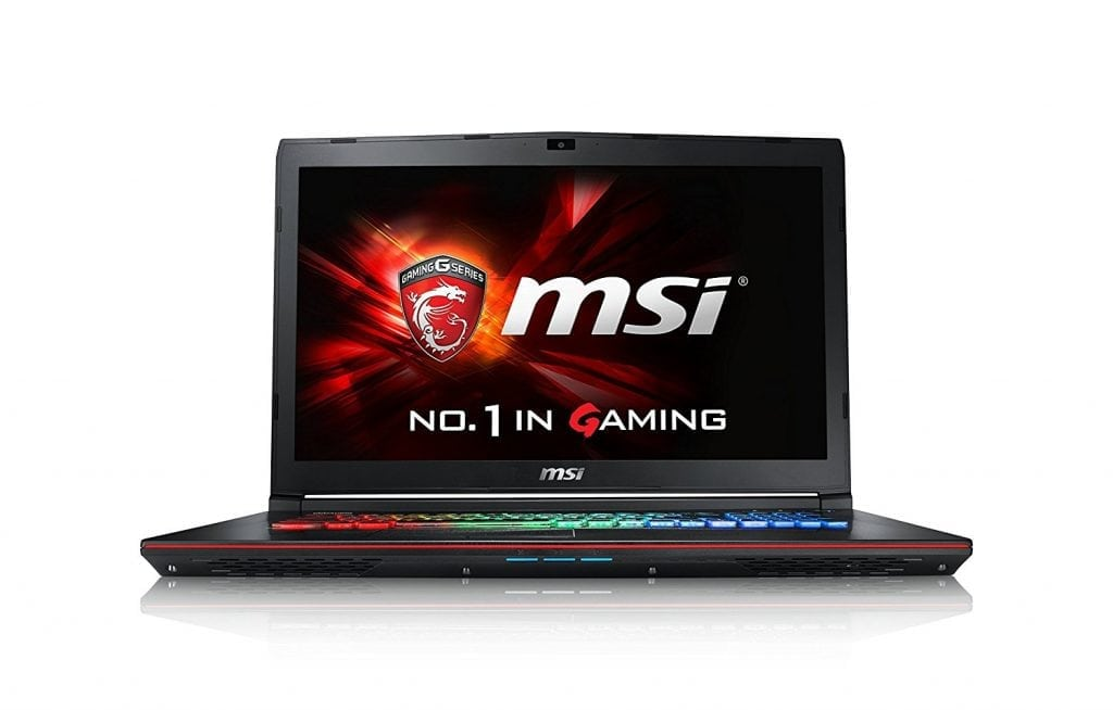 MSI GE72 APACHE PRO-003 best gaming laptop under 1000