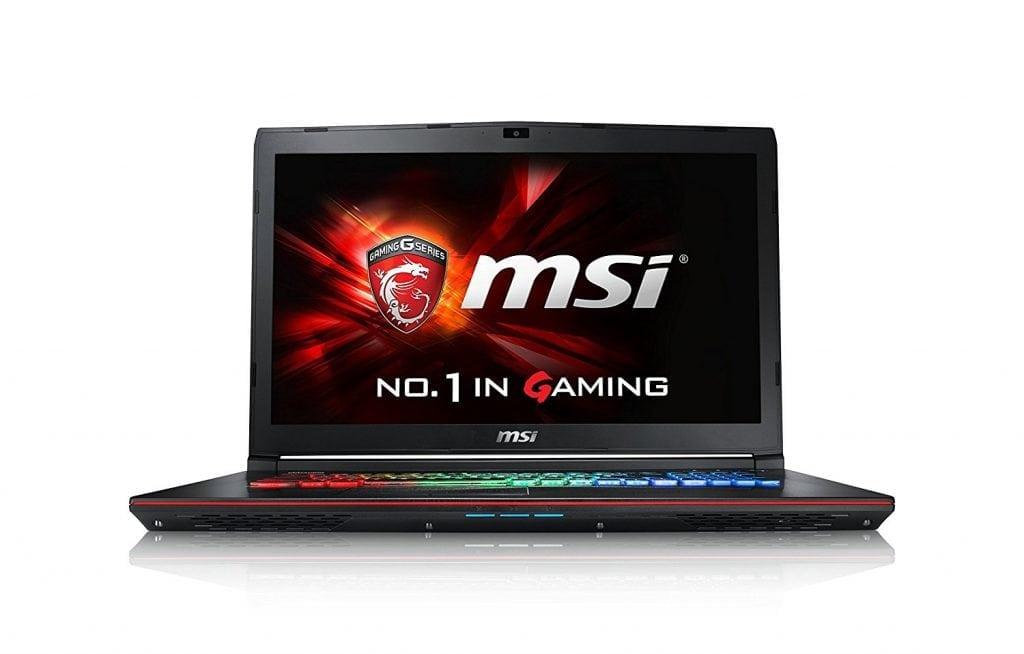 MSI GE72 APACHE PRO-003 best gaming laptop under 1000