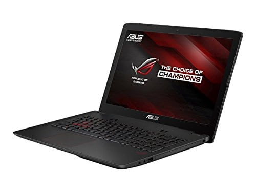 ASUS ROG GL552VW-DH74 gaming laptop under $1000