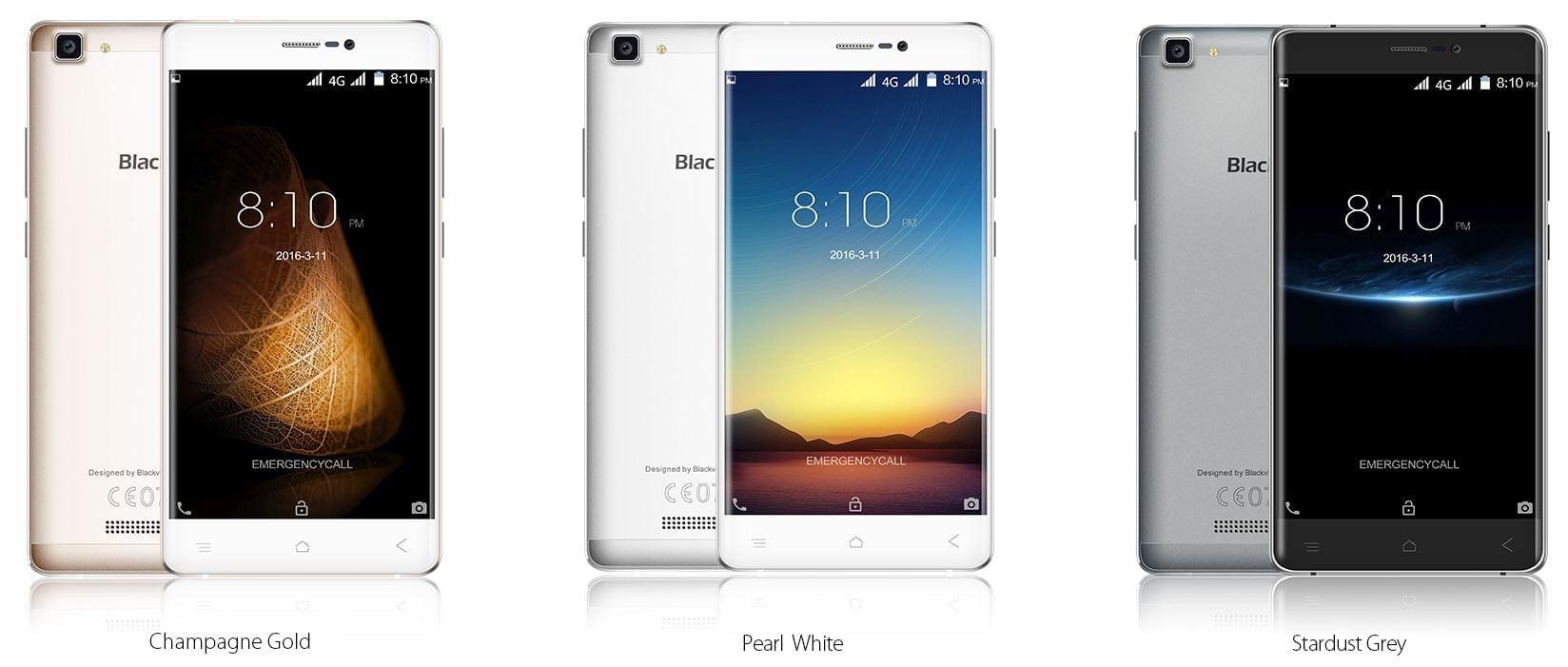 Blackview A8 Max Smartphone