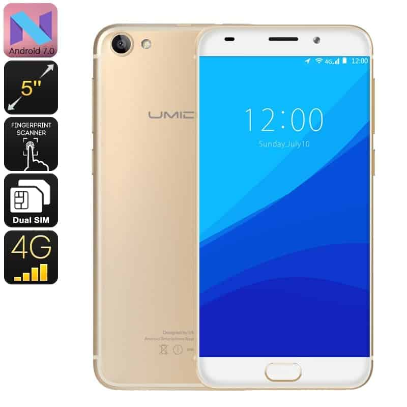 UMIDIGI G Smartphone