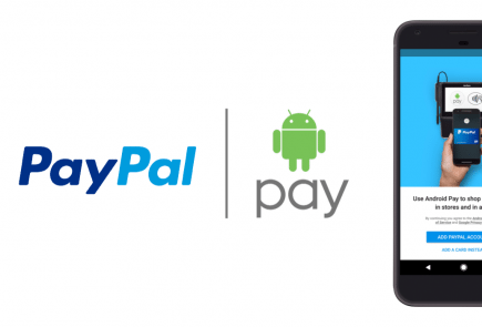 android pay paypal