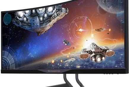 best gaming monitor acer x34