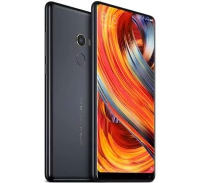 Xiaomi Mi Mix 2 Review design