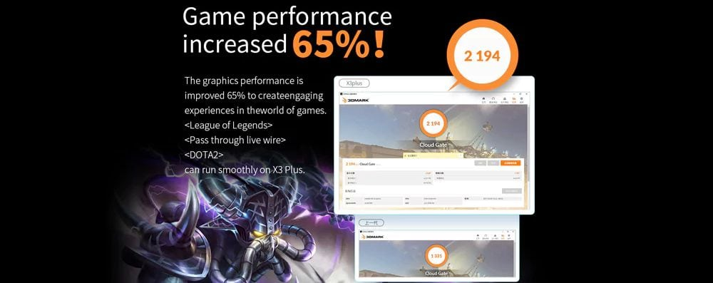 teclast x3 plus performance review