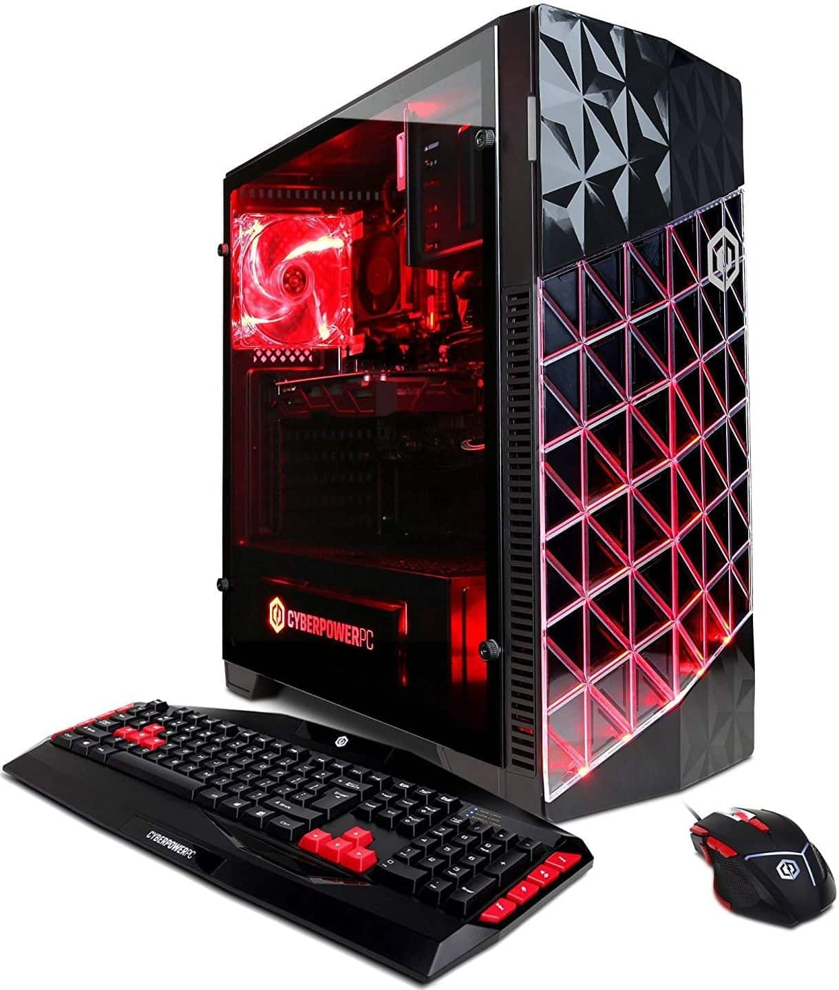 CYBERPOWERPC Gamer Ultra GUA882 Gaming Desktop