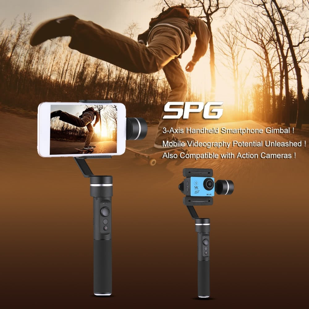 SPG 3-axis gimbal review new