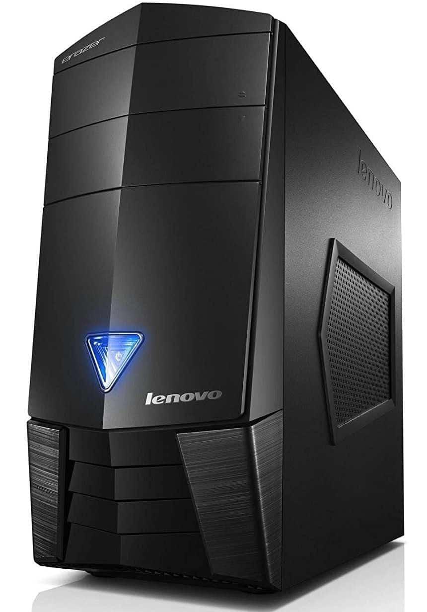 gaming pc under 500 Lenovo Erazer X315 Gaming Desktop AMD FX, 8 GB RAM