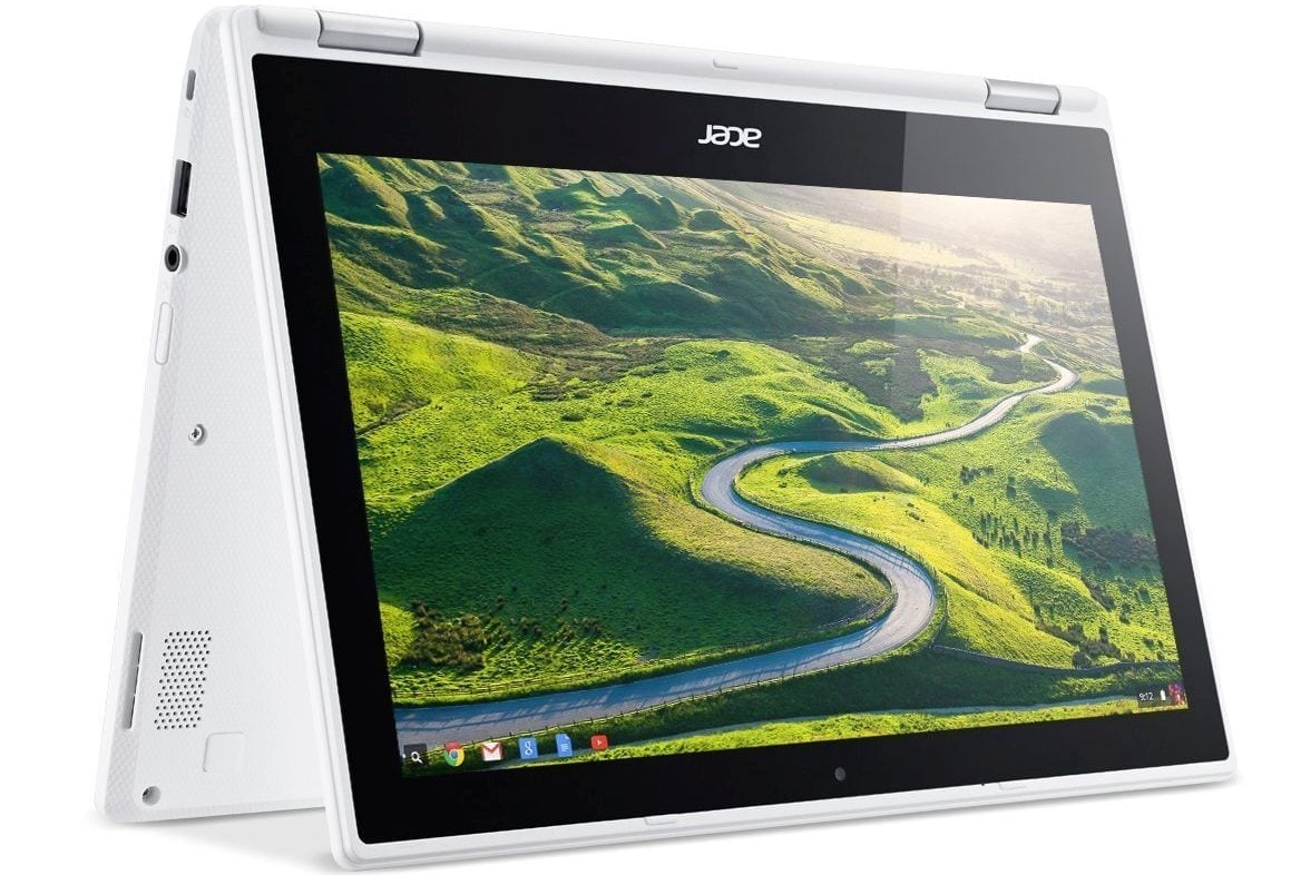 Acer Chromebook R11 best laptop for writing