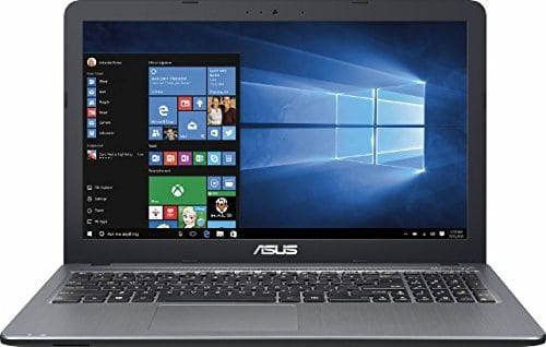 Asus VivoBook best laptop for writing
