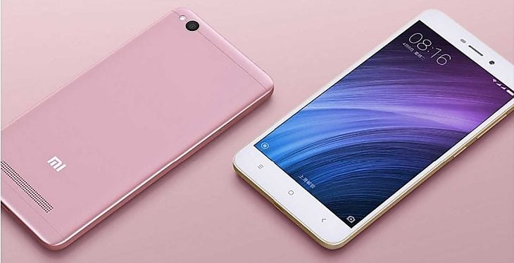 xiaomi redmi 4a review back and front
