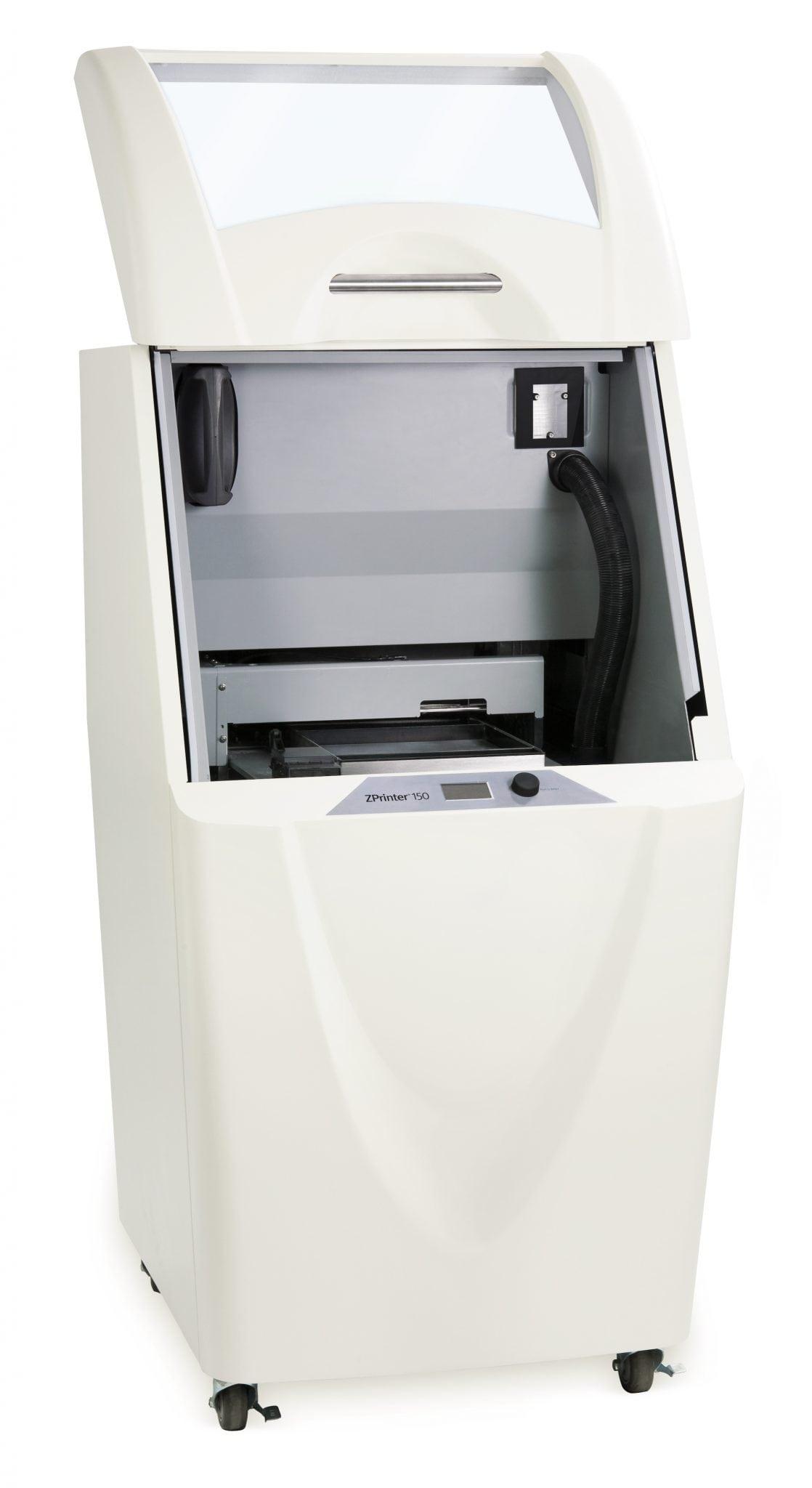3D printer buyer's guide 2018 ZPrinter 150
