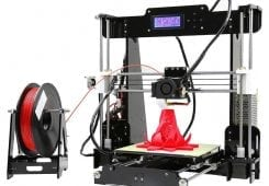 Anet A8 3D Printer review featured