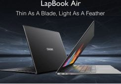 Chuwi LapBook Air Review Featured