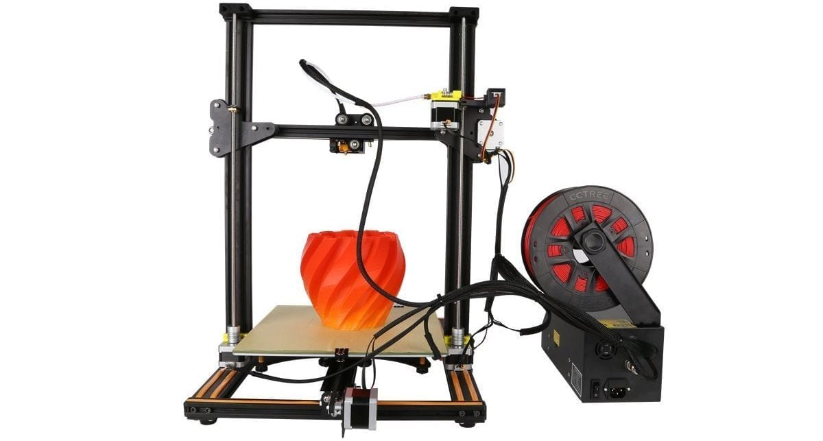 Creality 3d cr-10s review