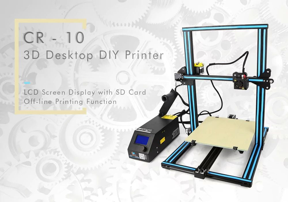 Creality3D CR-10 Review