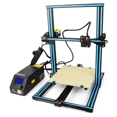 Creality3D CR-10 Review Design