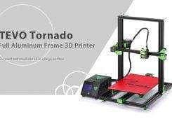 Tevo Tornado 3D Printer Review